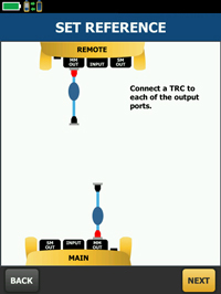 Datasheet: CertiFiber®Pro Optical Loss Test Set | Fluke Networks
