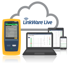 LinkWare Live Management System