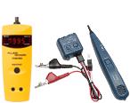 Localizadores de fallos y generadores de tonos