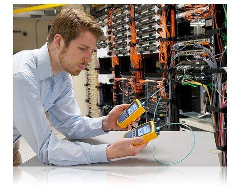 Fluke Networks' MultiFiber™ Pro
