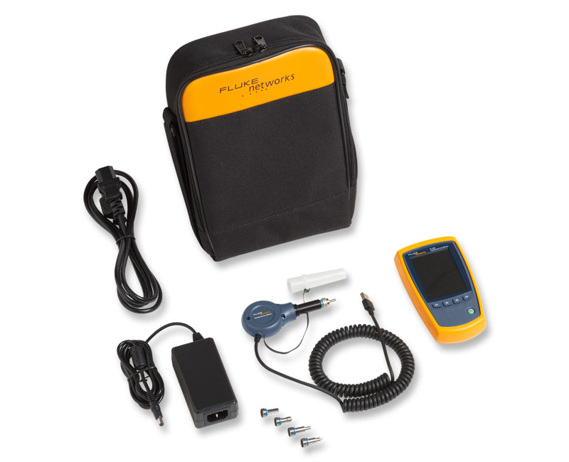 适用于光纤清洁的 FI-500 FiberInspector Micro