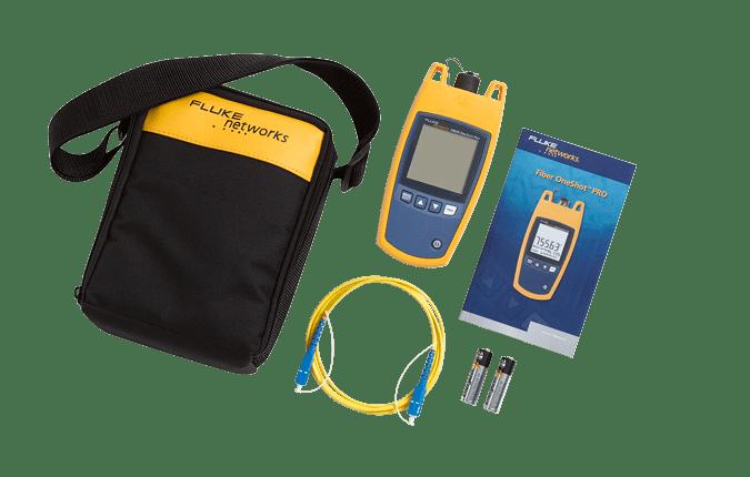 FOS-100-S fibra ONESHOT Pro Kit