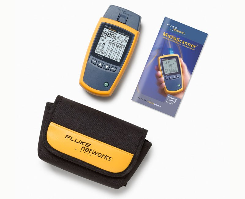 MicroScanner Cable Verifier | MicroScanner Testing kits