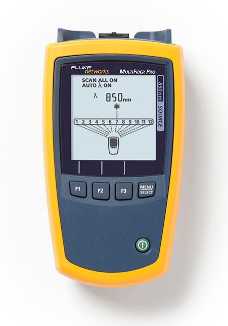 PRO Fiber Optic Power Meter PM-12B