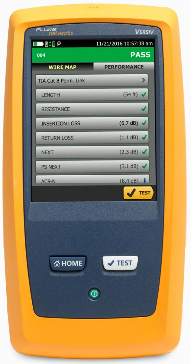 DSX Series CableAnalyzer