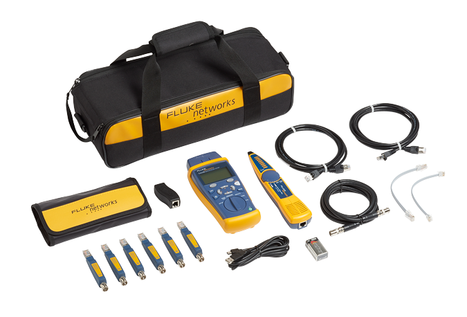 Copper Cable Testers Selection Guide | Fluke Networks