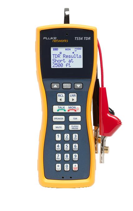 TS54 TDR Test Set