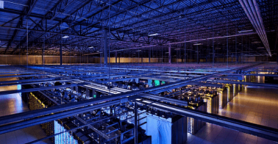 The Rise of the Hyperscale Data Center