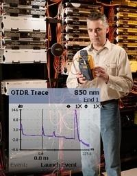 Kit DTX-1800-MSO para cobre/fibra/OTDR