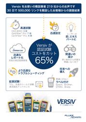 Versiv へのアップグレード、その 8 つの理由:コスト削減