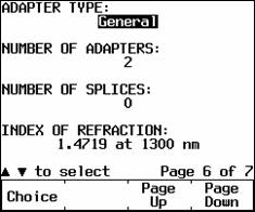 DSP FTA Adapter Type Setting