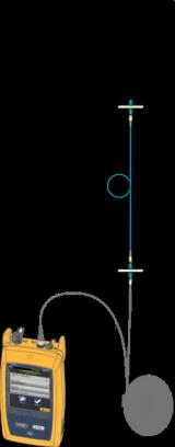 OptiFiber Pro with Angle Polish Connector
