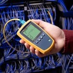 MicroScanner data cable verifier performs digital and analog toning