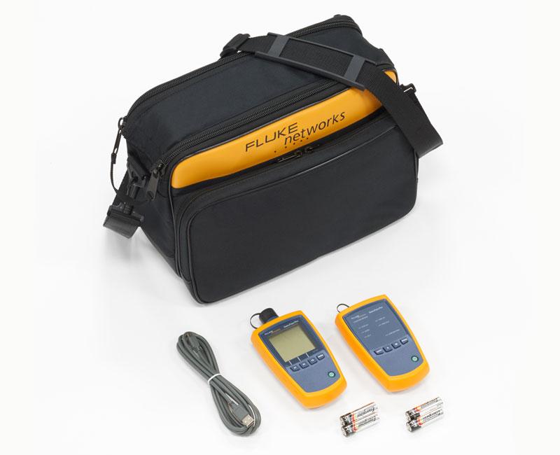 Monomode et kit de vérification de fibre multimode