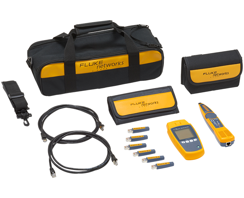 9dcdcfc960cf Microscanner PoE Professional Kit with Intellitone Pro 200 Probe and Remote  ID kit.