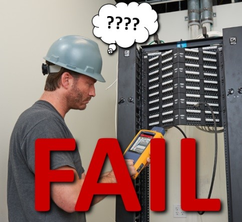 Causes of Link Fail – Fluke Networks Blog