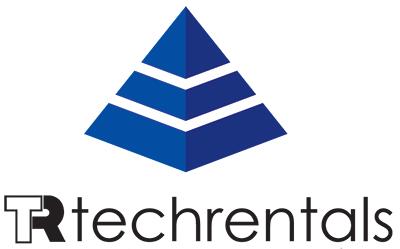 TechRentals 로고