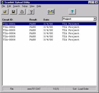 Scanlink Upload Utility