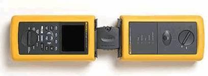 Selbstkalibrierung in DSP 4000CableAnalyzer