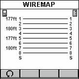 OMNIScanner Correct Wiremap