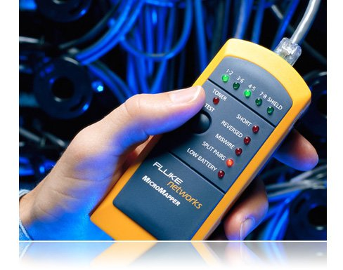 Fluke Networks Mt 8200 49a Network Cable Tester Manual - Somurich com