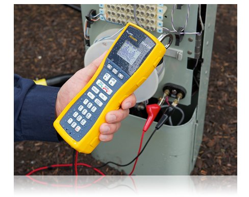 Ts 174 54 Tdr Test Set Tdr Amp Toner Vdv Telephone Test Set