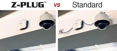Z Plug Vs Standard Camera
