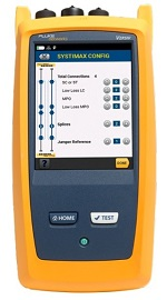 Fluke Networks SYSTIMAX CONFIG