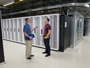 Data Center Functional Areas